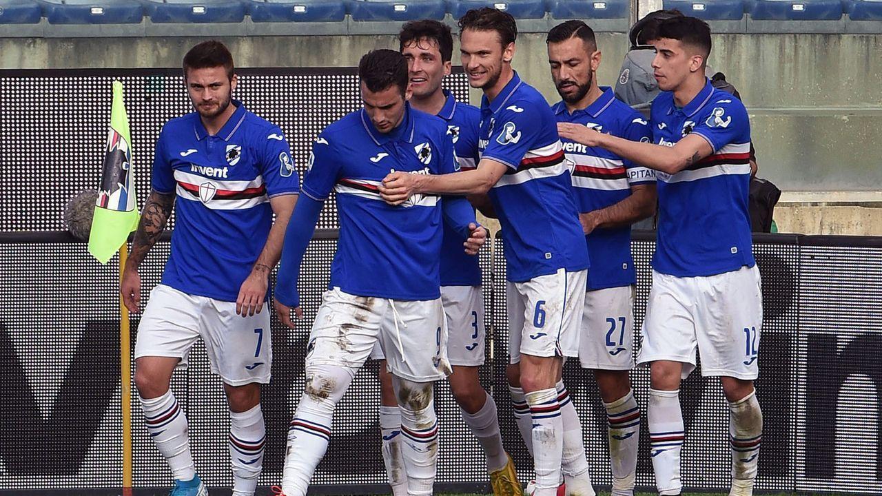 14. Sampdoria Genua - Bildquelle: 2020 Getty Images