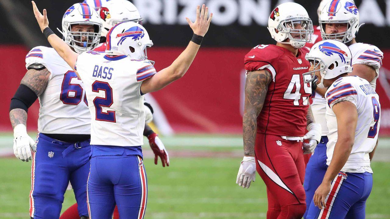 Special Teams und Kicker: Buffalo Bills - 18 Punkte - Bildquelle: getty