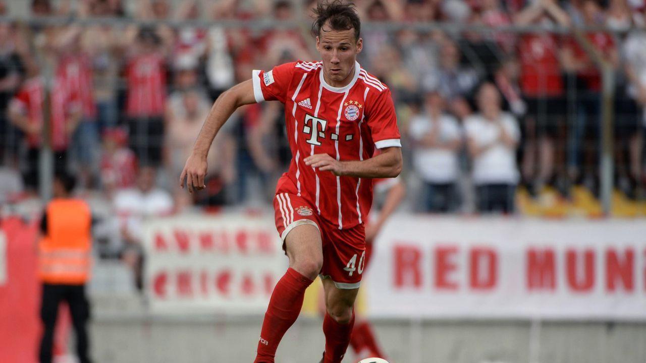 Fabian Benko (früher FC Bayern München, jetzt LASK Linz) - Bildquelle: imago/foto2press