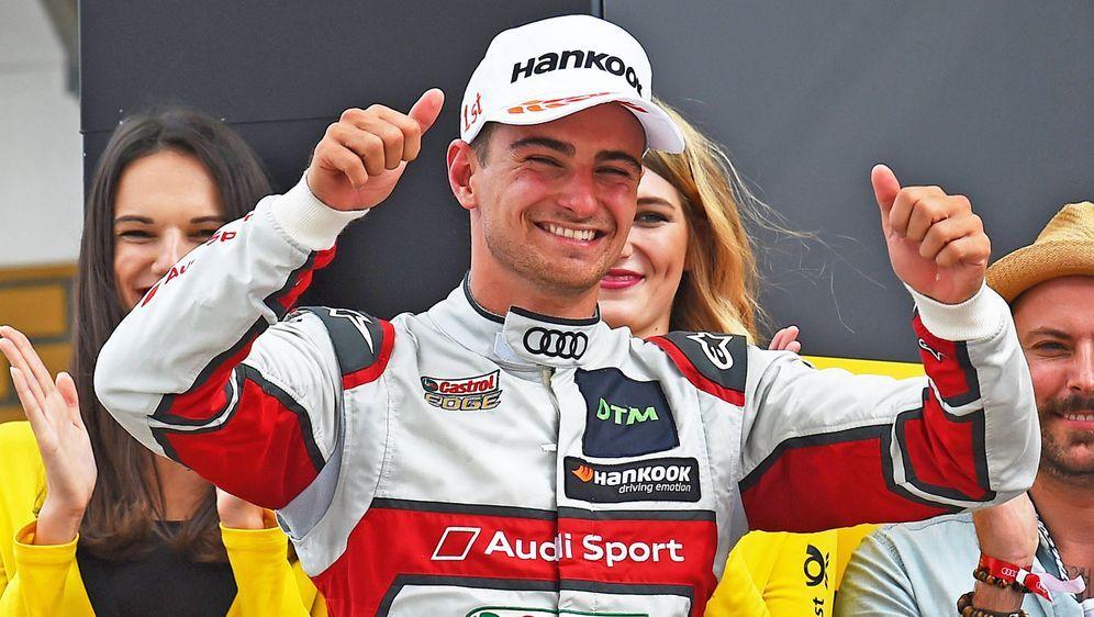 Ab November 2019 ist Nico Müller in der Formel E unterwegs. - Bildquelle: imago images / Jan Huebner