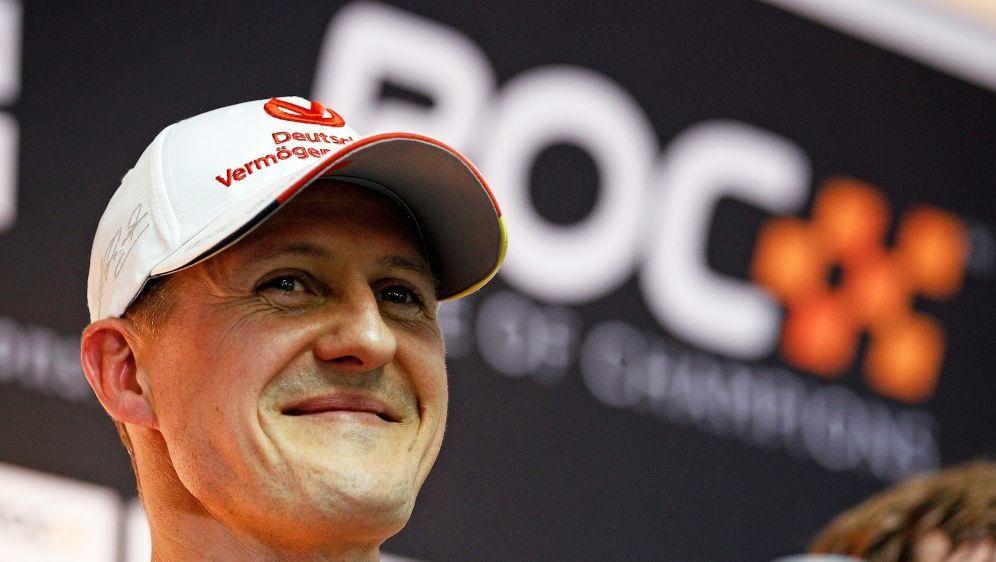 Michael Schumachers Autosammlung soll ausgestellt werden - Bildquelle: PIXATHLONPIXATHLONSID-