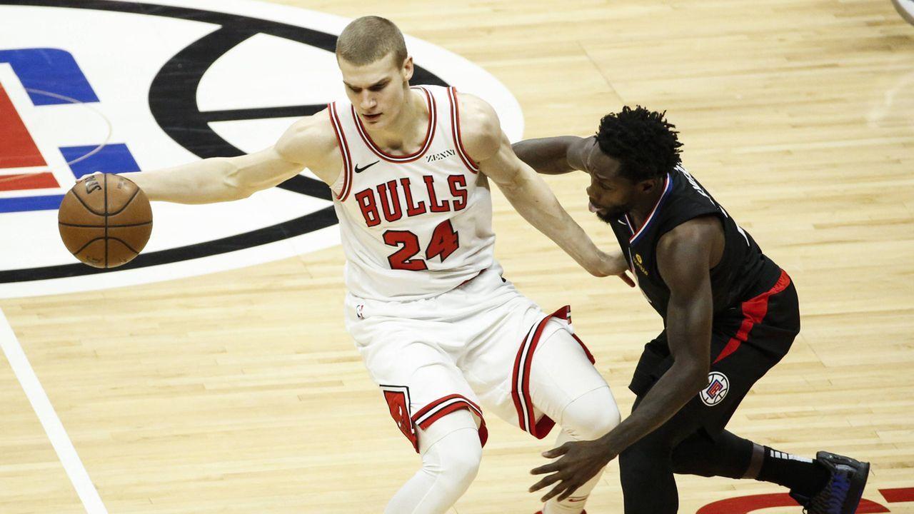 Platz 4: Chicago Bulls - Bildquelle: imago