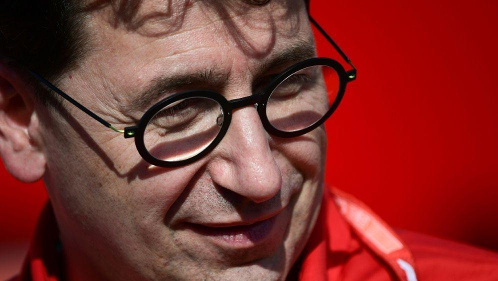 Mattia Binotto sieht Verbesserungsbedarf bei Ferrari - Bildquelle: AFPSIDMiguel MEDINA