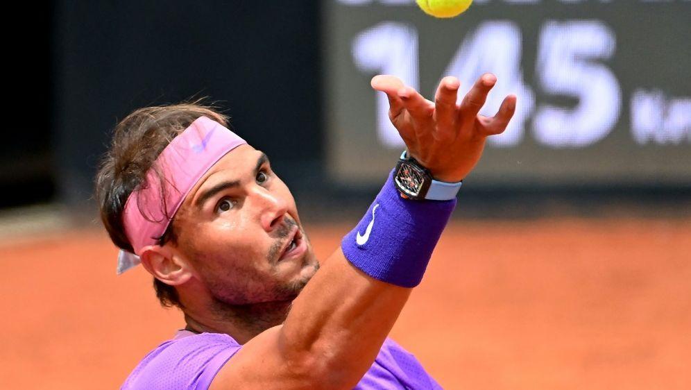 Rafael Nadal revanchiert sich an Alexander Zverev - Bildquelle: AFPSIDANDREAS SOLARO