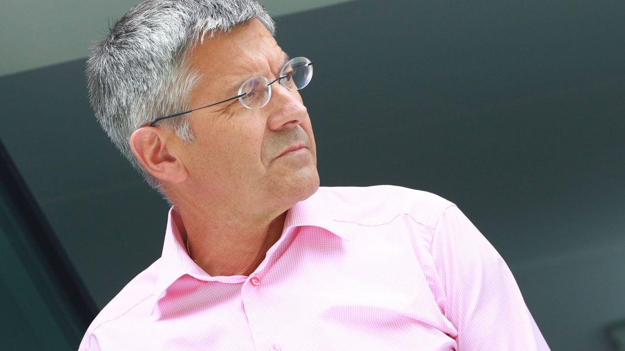 Herbert Hainer (Präsident Bayern München) - Bildquelle: imago images/Lackovic