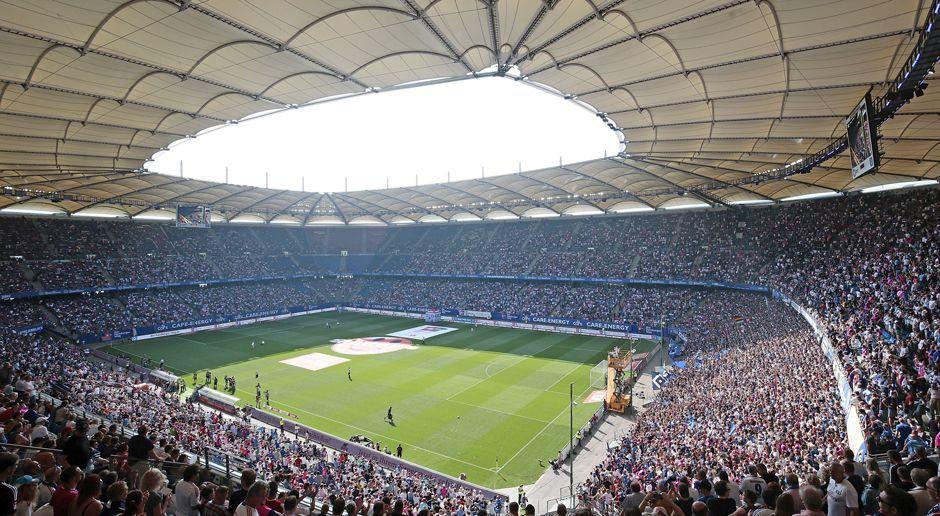 EM-Stadion: Volksparkstadion Hamburg - Bildquelle: 2016 Getty Images