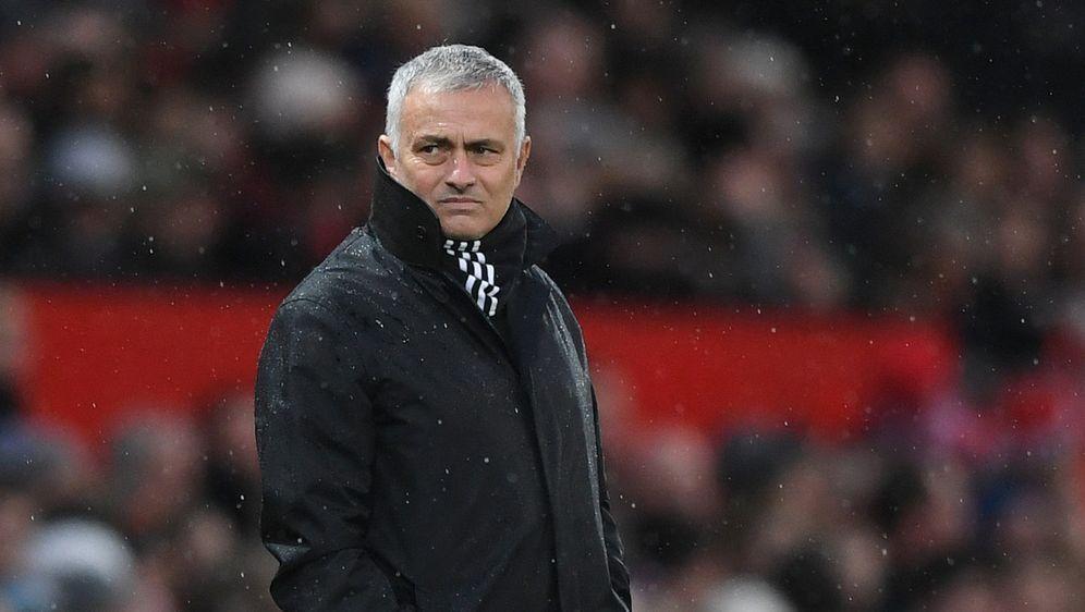 Jose Mourinho wurde im Dezember entlassen - Bildquelle: getty