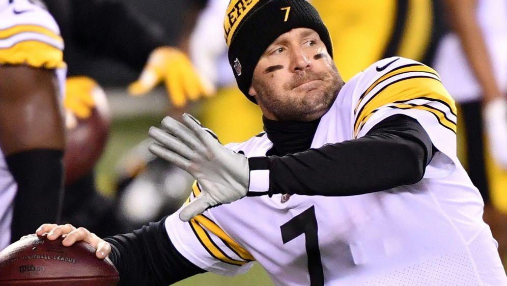Ben Roethlisberger erhält neuen Vertrag in Pittsburgh - Bildquelle: GETTY AFPSIDJAMIE SABAU