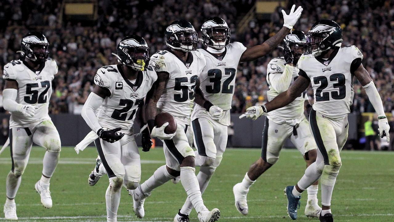 Platz 7: Philadelphia Eagles - Bildquelle: 2017 Getty Images