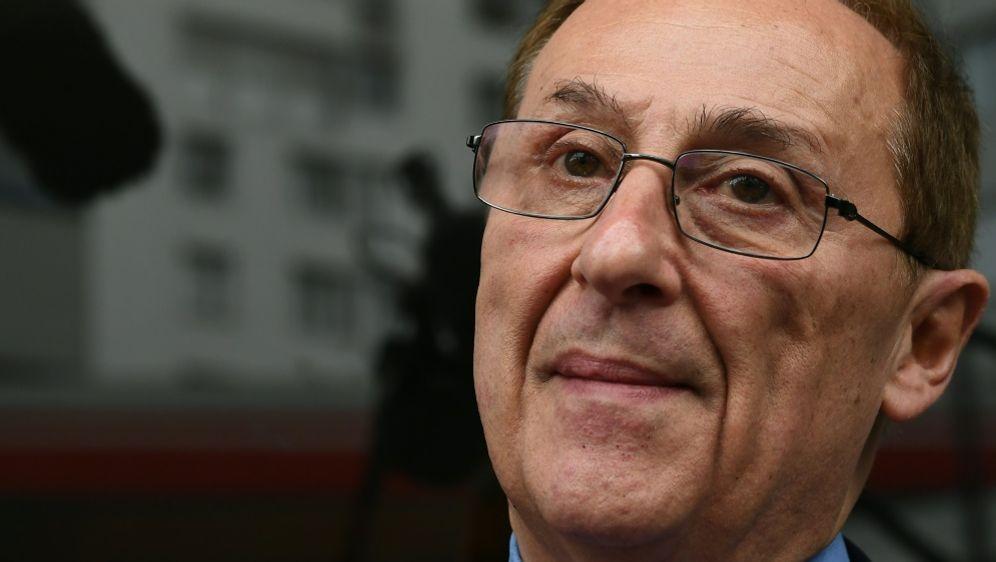Didier Gailhaguet tritt nach Missbrauchsskandal zurück - Bildquelle: AFPSIDPHILIPPE LOPEZ