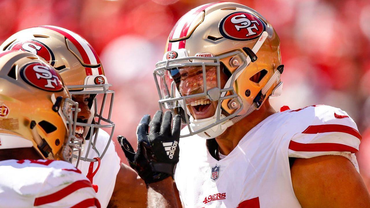 Fullback: Kyle Juszczyk (San Francisco 49ers)  - Bildquelle: Getty