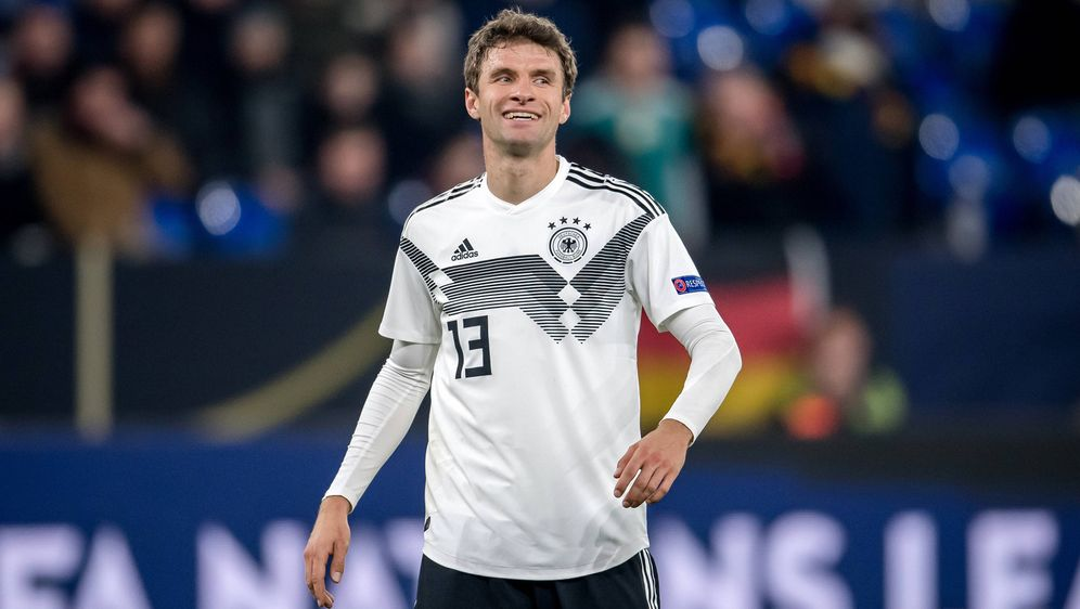 Thomas Müller könnte in Tokio bei den Olympischen Spielen auflaufen - Bildquelle: imago/photoarena/Eisenhuth