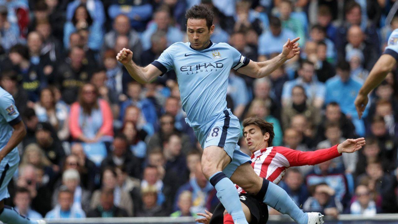 Frank Lampard - Bildquelle: imago/Action Plus