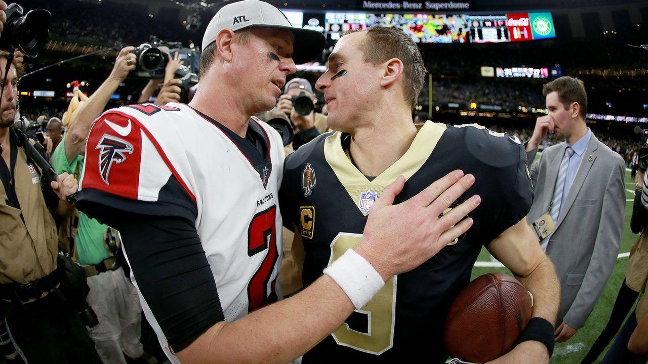 Woche 13: New Orleans Saints at Atlanta Falcons - Bildquelle: 2018 Getty Images