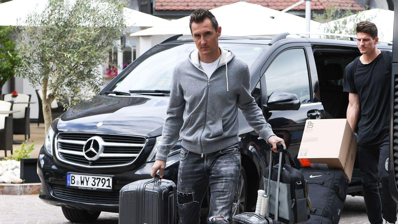Miroslav Klose (FC Bayern München) - Bildquelle: Getty Images