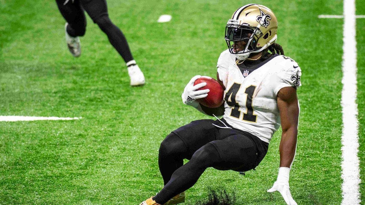 28. Pick: New Orleans Saints - Bildquelle: getty