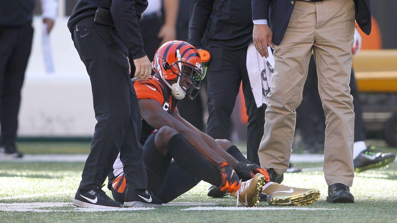 A.J. Green (Cincinnati Bengals) - Bildquelle: 2018 Getty Images