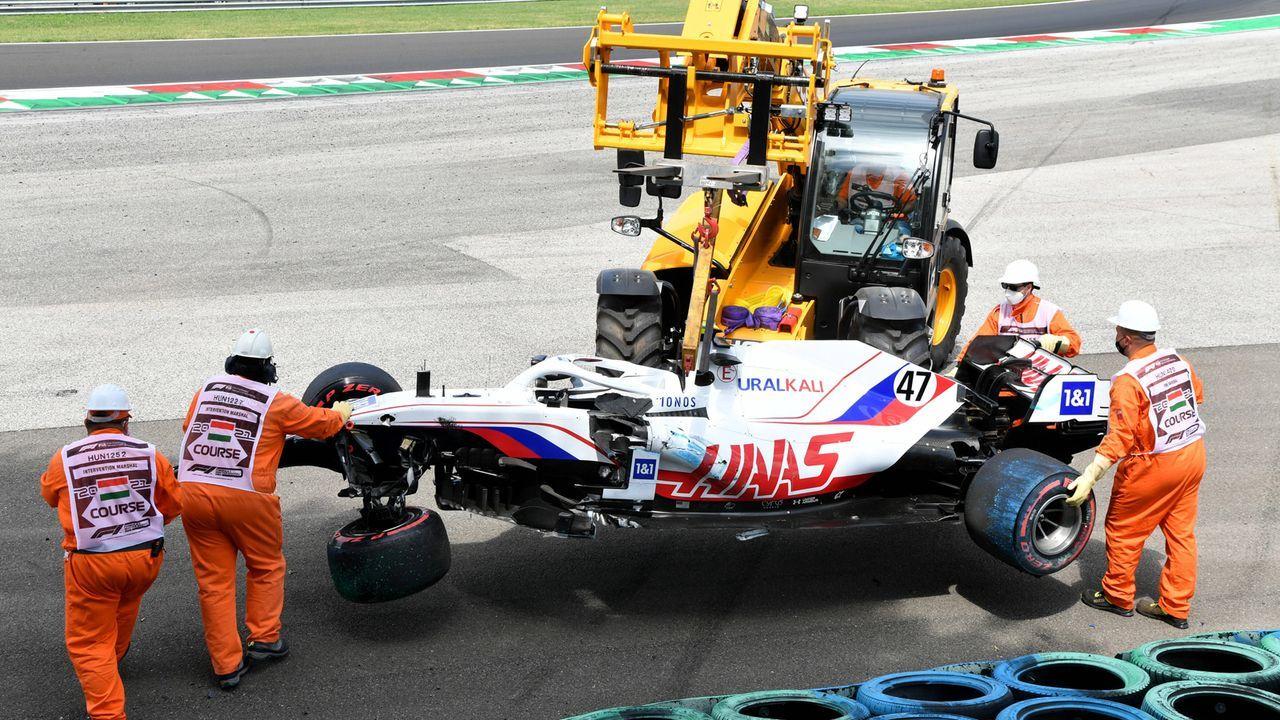 Zu viele und zu teure Crashs - Bildquelle: imago images/Motorsport Images