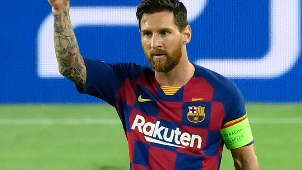 Neues Futter für Spekulationen um einen Messi-Wechsel - Bildquelle: AFPSIDLLUIS GENE