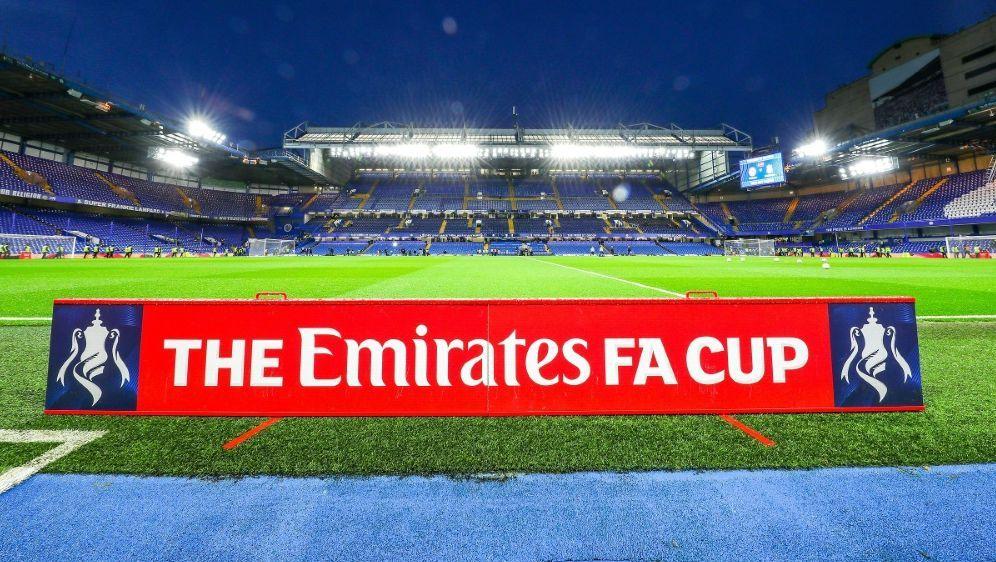 Der FA Cup soll zu Ende gespielt werden - Bildquelle: AFPSIDNigel Keene