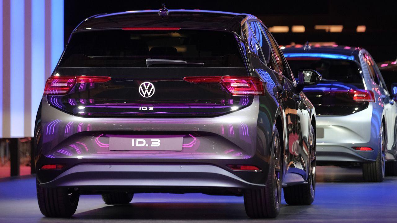 Ford Mustang, Mini Cooper, Porsche Taycan: Diese Elektroautos sollen 2020 kommen - Bildquelle: 2019 Getty Images
