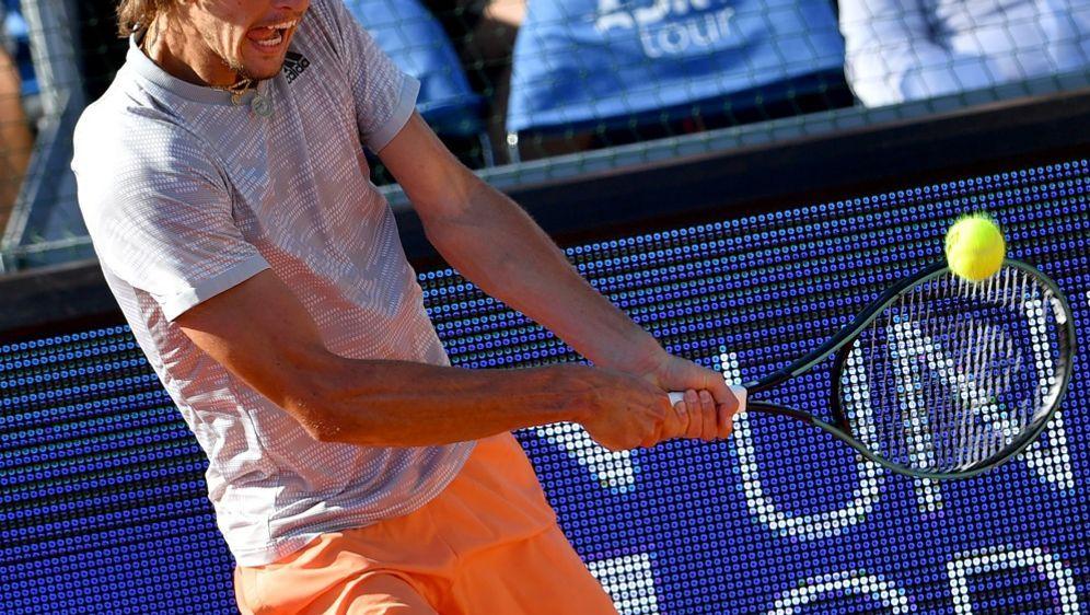 Alexander Zverev wird in Köln vor Zuschauern spielen - Bildquelle: AFPSIDANDREJ ISAKOVIC
