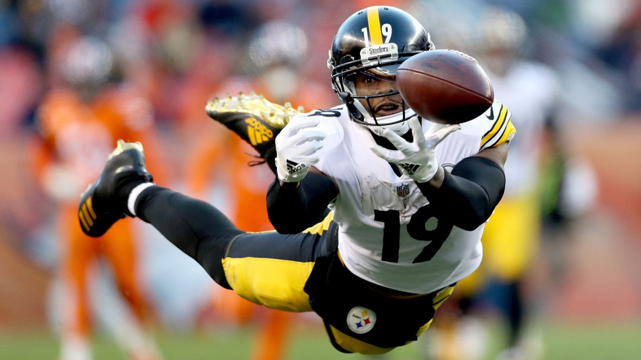 Platz 47: JuJu Smith-Schuster - Bildquelle: 2018 Getty Images