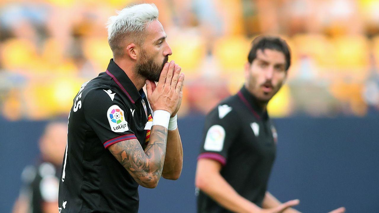 UD Levante (La Liga/Spanien) - Bildquelle: 2021 Getty Images