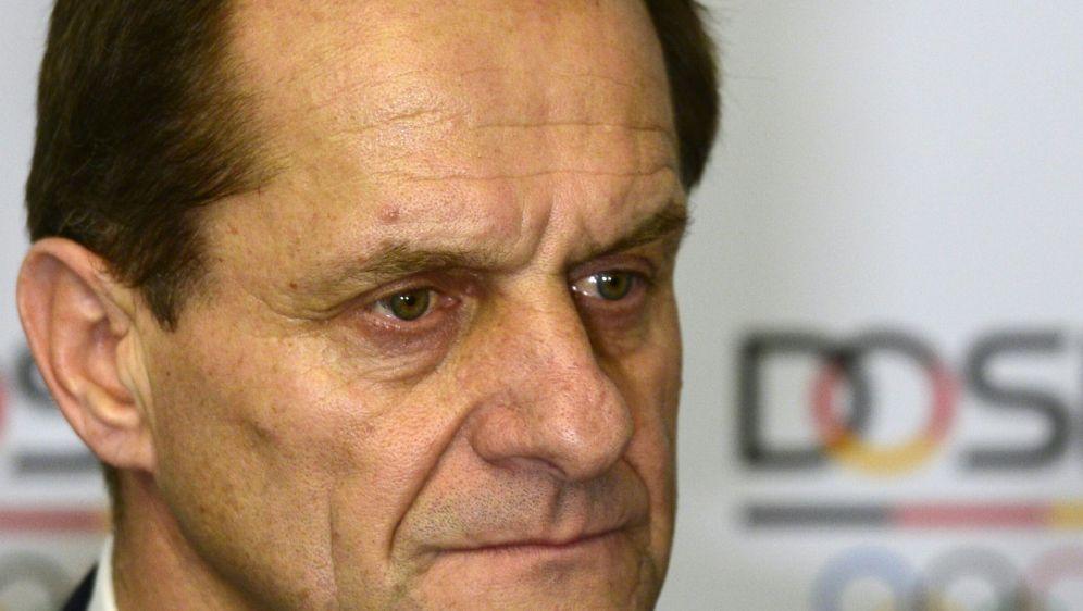 Hörmann fordert Unterstützung für die Athleten - Bildquelle: AFPSIDJOHN MACDOUGALL