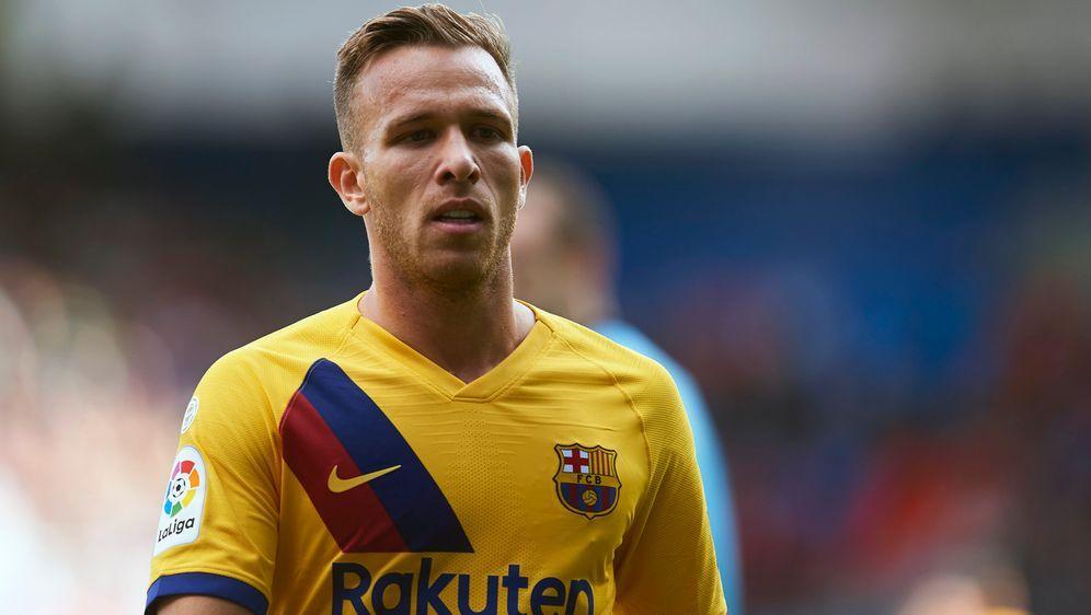 Mittelfeldspieler Arthur unterschreibt bei Juve - Bildquelle: Getty Images