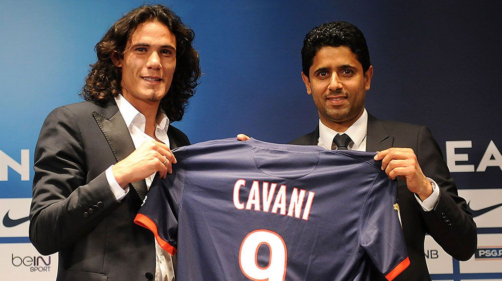 Platz 5: Paris Saint Germain - 110.900.000 Euro - Bildquelle: Getty