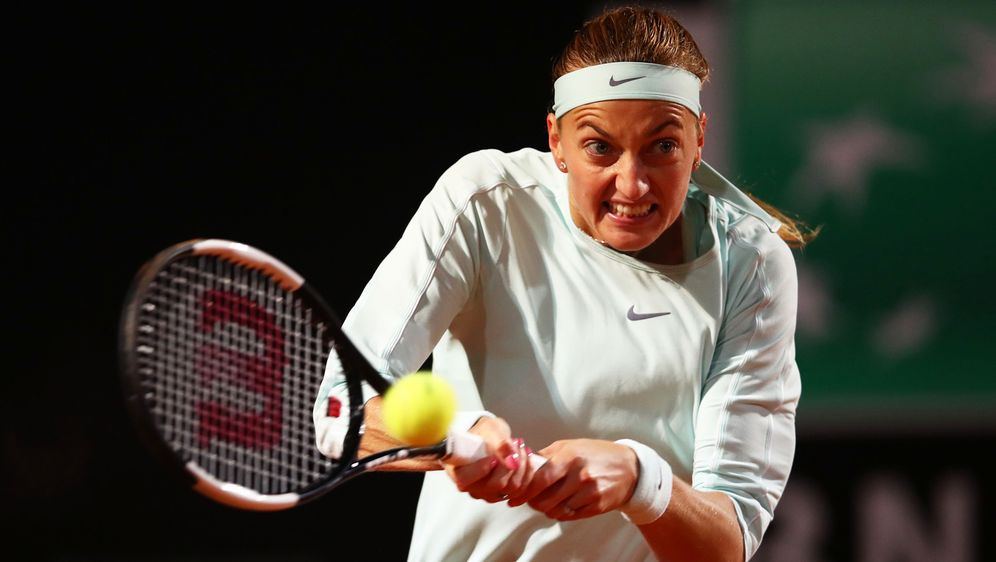 Petra Kvitova verpasst die French Open - Bildquelle: Getty Images