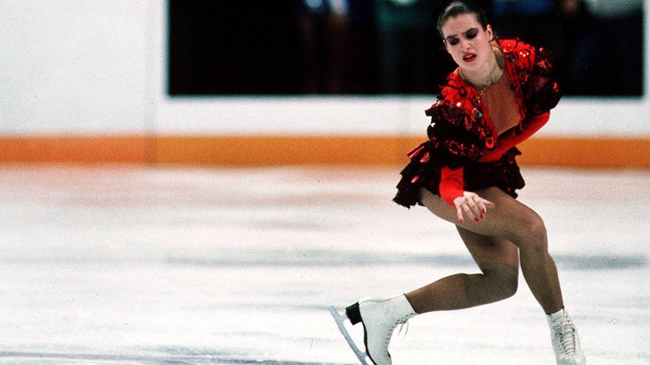 Kati Witt wiederholt Olympia-Sieg - Bildquelle: imago sportfotodienst