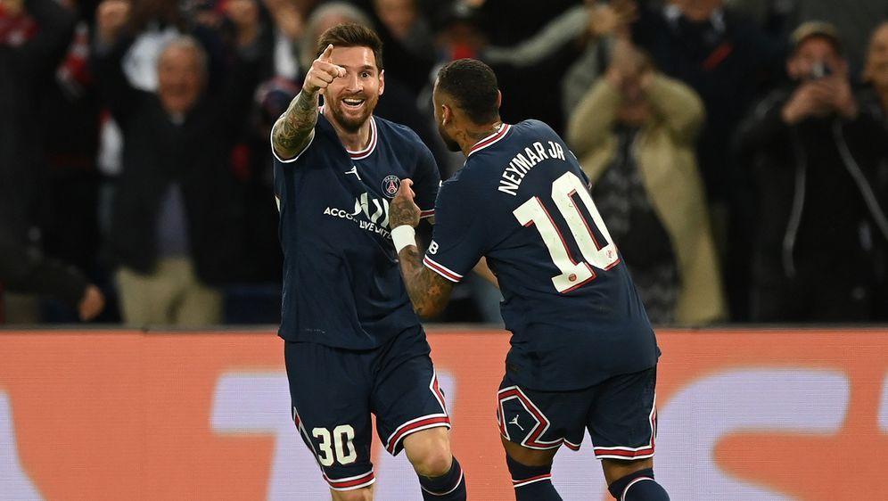 Lionel Messi traf zum 2:0 - Bildquelle: Getty