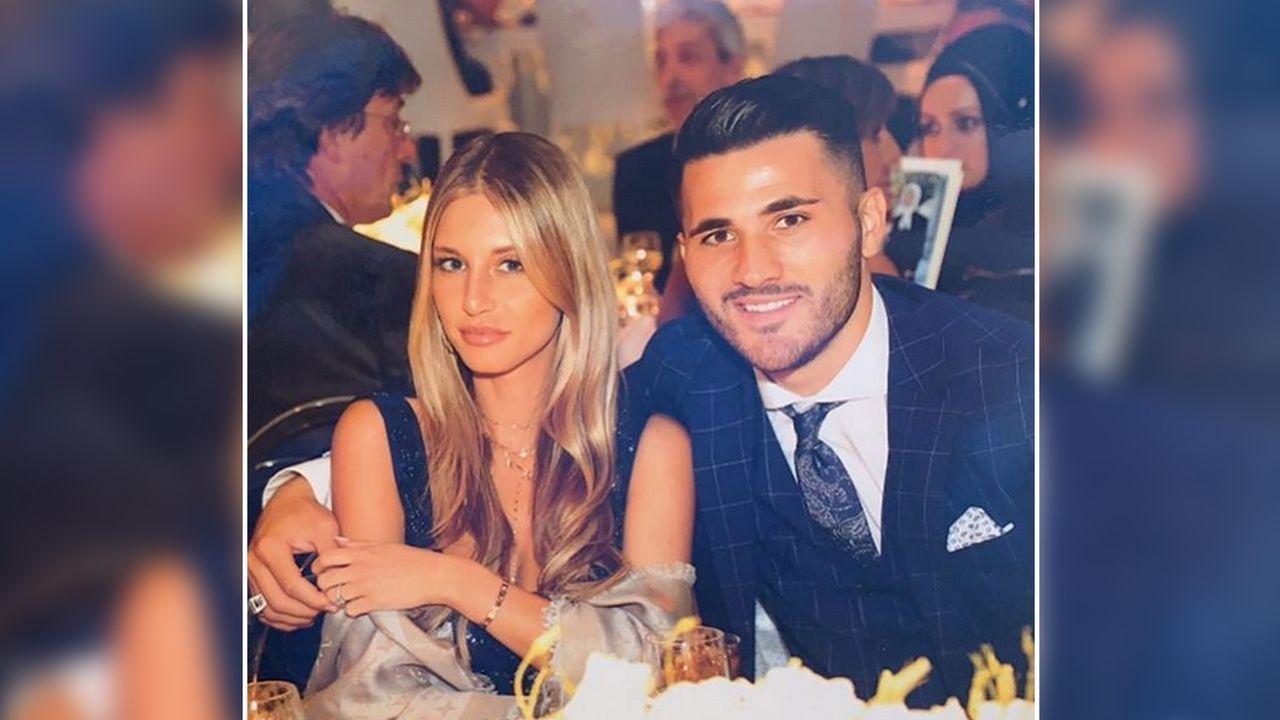 Ehefrau von Sead Kolasinac hat Ärger mit der Polizei - Bildquelle: instagram.com/bellakolasinac