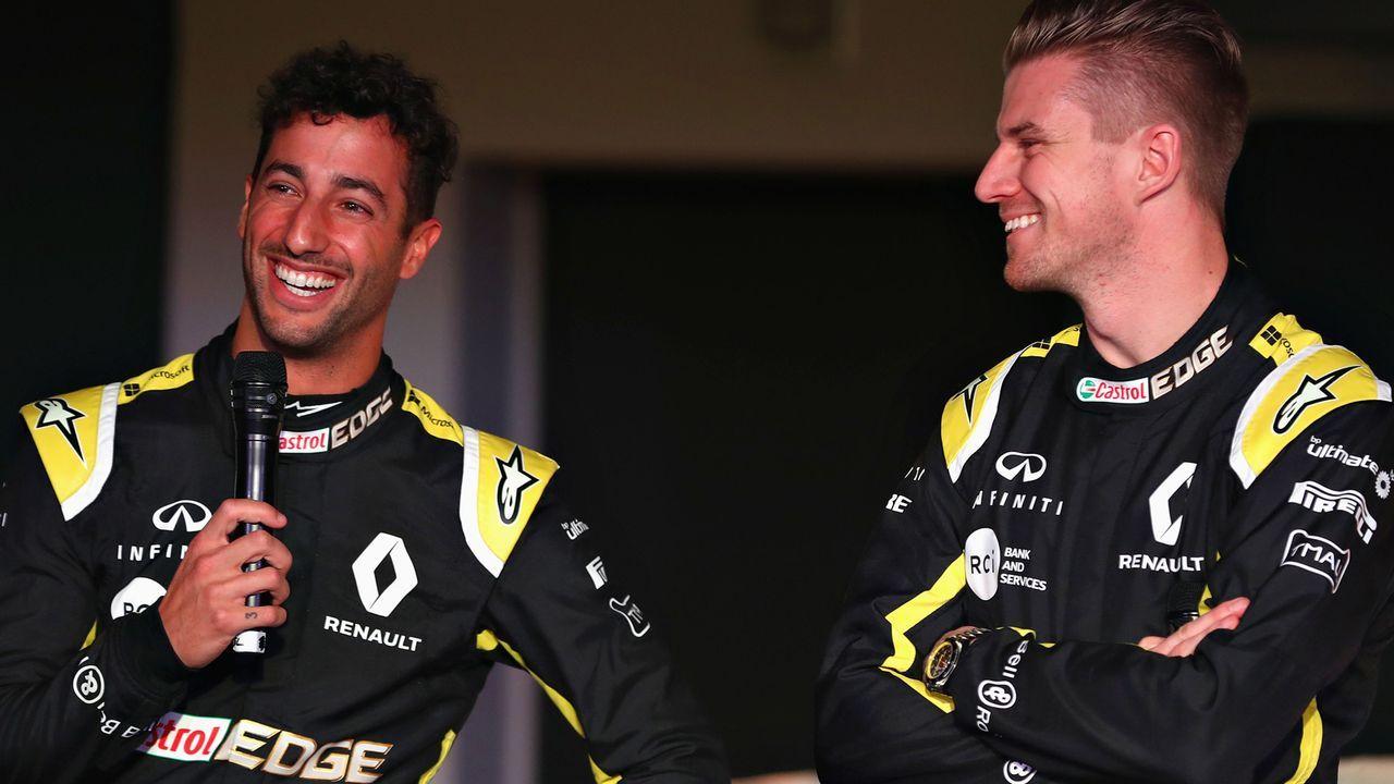 Nach Aus bei Renault - die Optionen von Nico Hülkenberg - Bildquelle: 2019 Getty Images