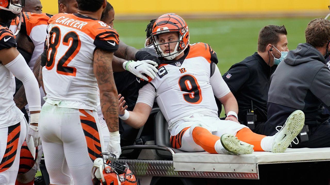 Joe Burrow (Cincinnati Bengals) - Bildquelle: 2020 Getty Images