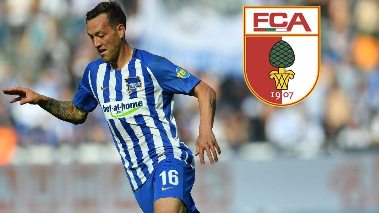 Julian Schieber (Zugang FC Augsburg)
