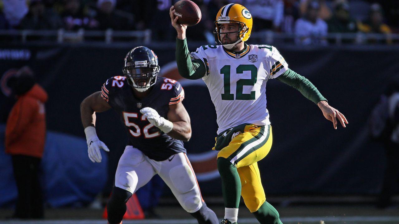 Auftaktspiel Chicago Bears vs Green Bay Packers - Bildquelle: 2018 Getty Images