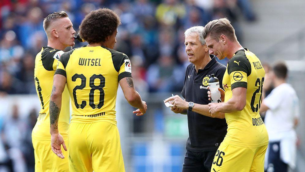 Hoffenheim Borussia Dortmund