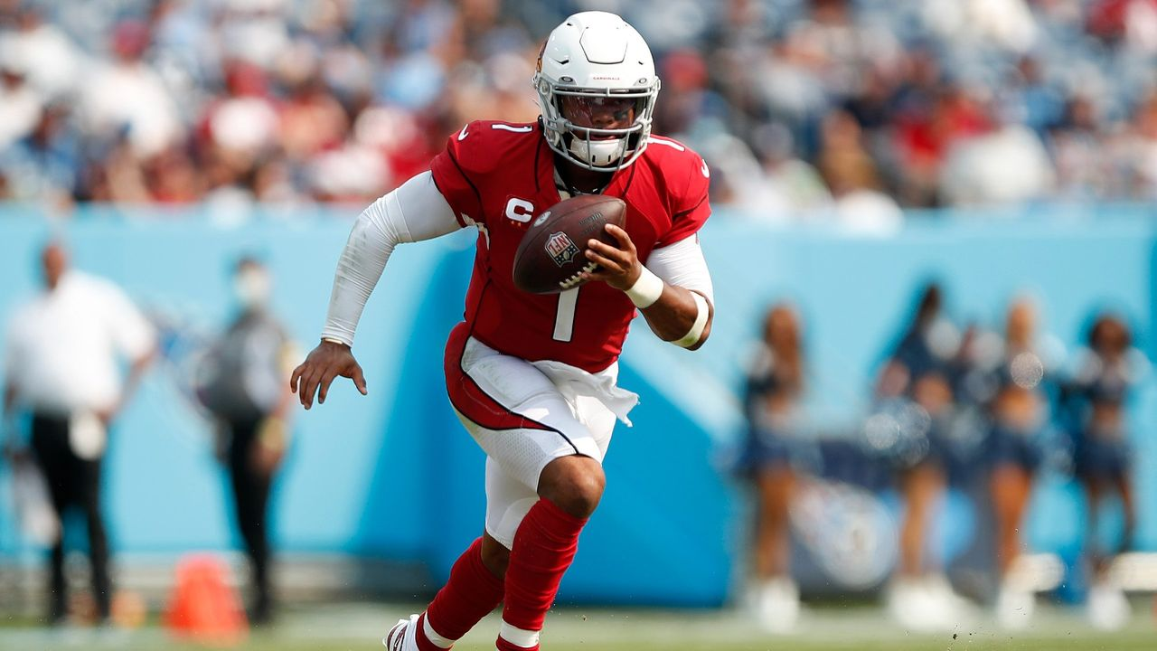 Quarterback: Kyler Murray (Arizona Cardinals)  - Bildquelle: getty