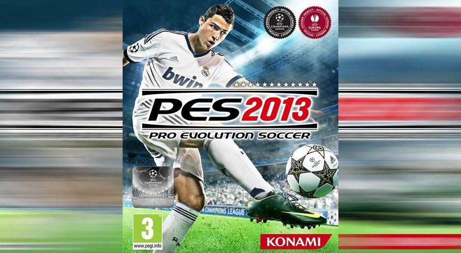 PES 2013 - Bildquelle: Konami