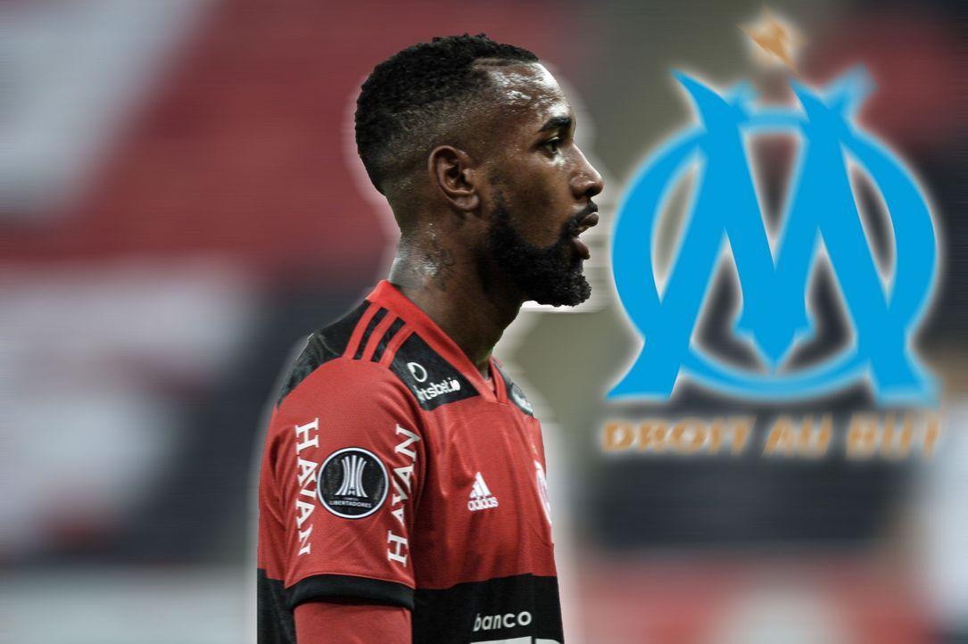 Platz 5: Olympique Marseille - Bildquelle: imago images/Fotoarena