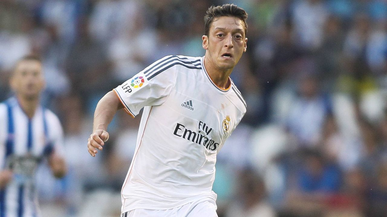 Mesut Özil (ehemals Real Madrid) - Bildquelle: imago