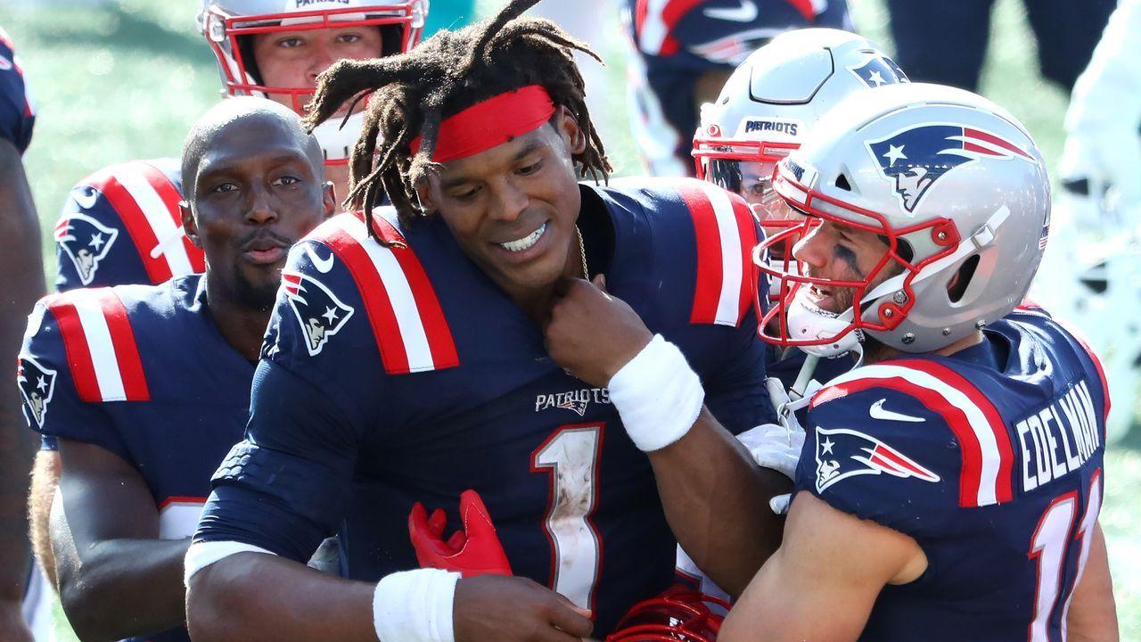 Gewinner: New England Patriots - Bildquelle: 2020 Getty Images