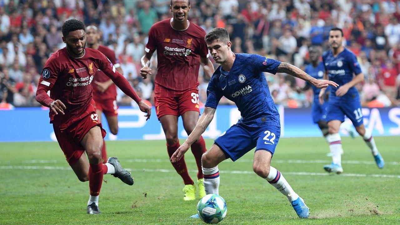 Christian Pulisic (FC Chelsea) - Bildquelle: getty