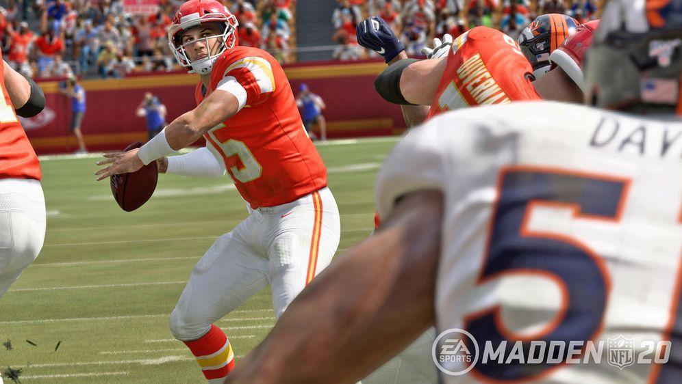 Die MADDEN 20-Beta beeindruckt - Bildquelle: EA Sports