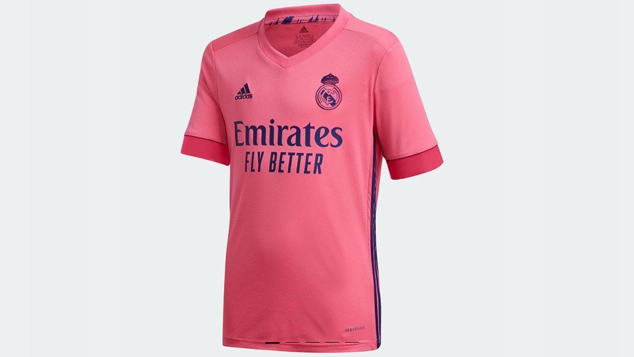 Real Madrid Auswärtstrikot - Bildquelle: adidas.de