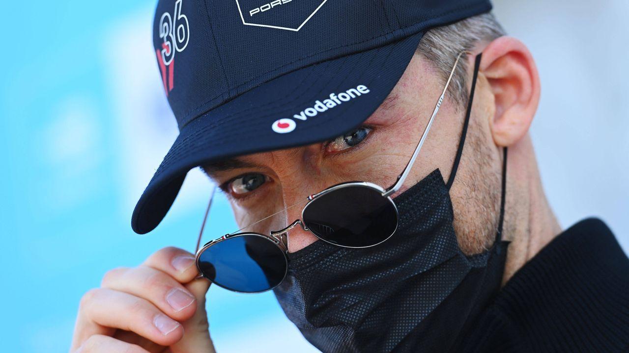 Andre Lotterer (17. Platz, 46 Punkte) - Bildquelle: imago images/Shutterstock