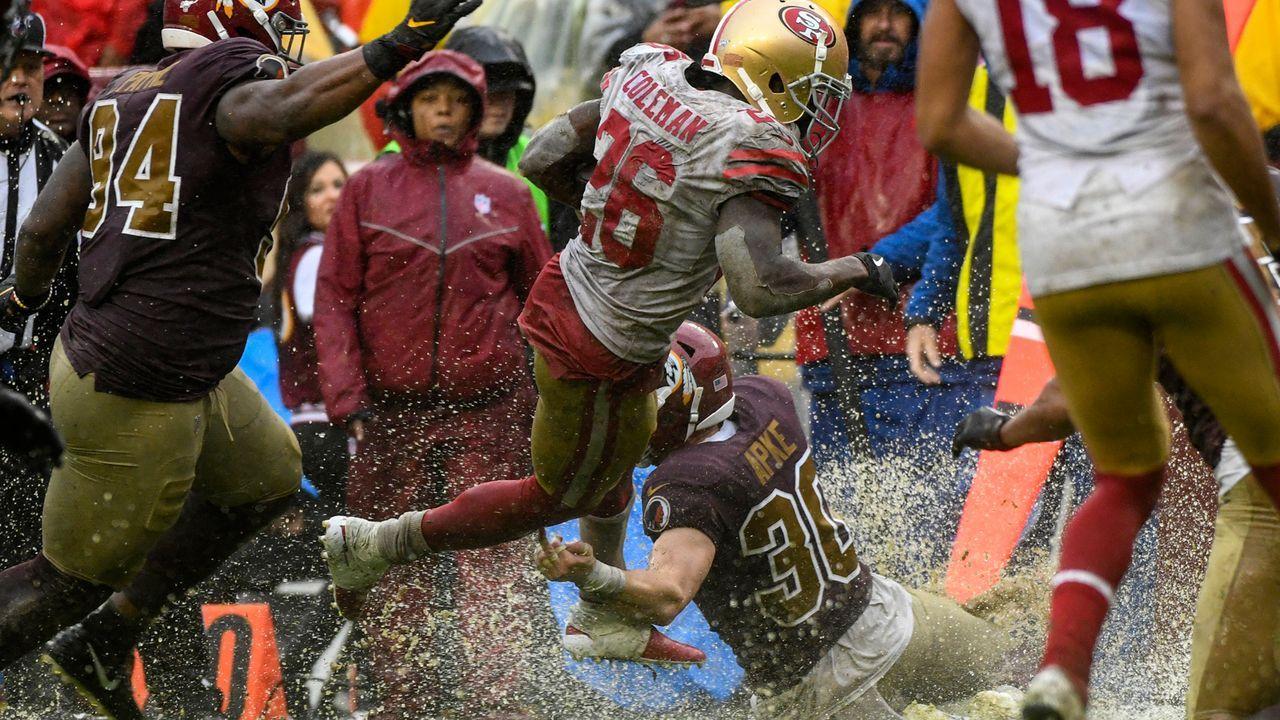 Die kürzesten NFL-Spiele seit 1996 - Bildquelle: imago images/Icon SMI